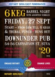 Barrel Night