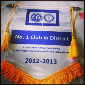 RCSE tops district giving