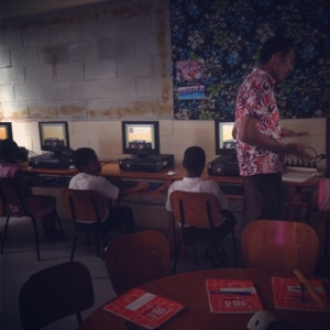 Gospel computer class
