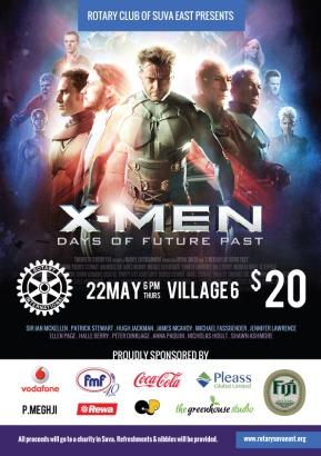 Xmen Movie Premiere Fundraiser- 22May