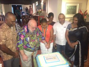 Happy Birthday Rotary 2014