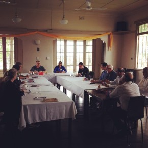 Meeting Minutes from 13 July2015