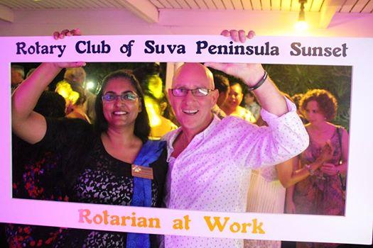 Rotary Bday TC Winston fundraiser2