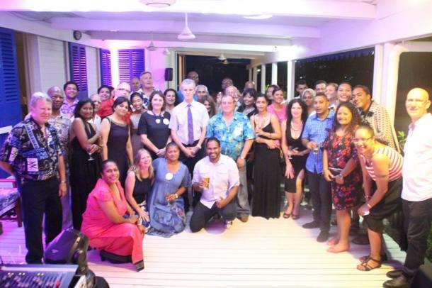 Rotary Bday TC Winston fundraiser