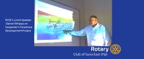 RCSE's Daniel Whippy: Suva ForeshoreProject