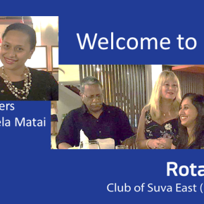 Welcome New Members Ashika Devi and Mela Matai!