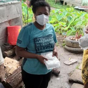 Rotary Clubs in Fiji & NZ partner to provide 28,000 face masks forFijians
