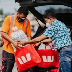 Westpac partners with the Rotary Club of Suva East to assist families inneed